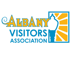 Albany Visitors Association Logo